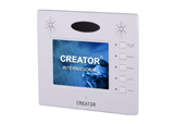 4.3 inch wallplate touch screen