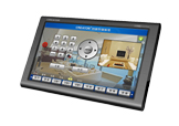 21.5 inch wired PIP programmable touch screen